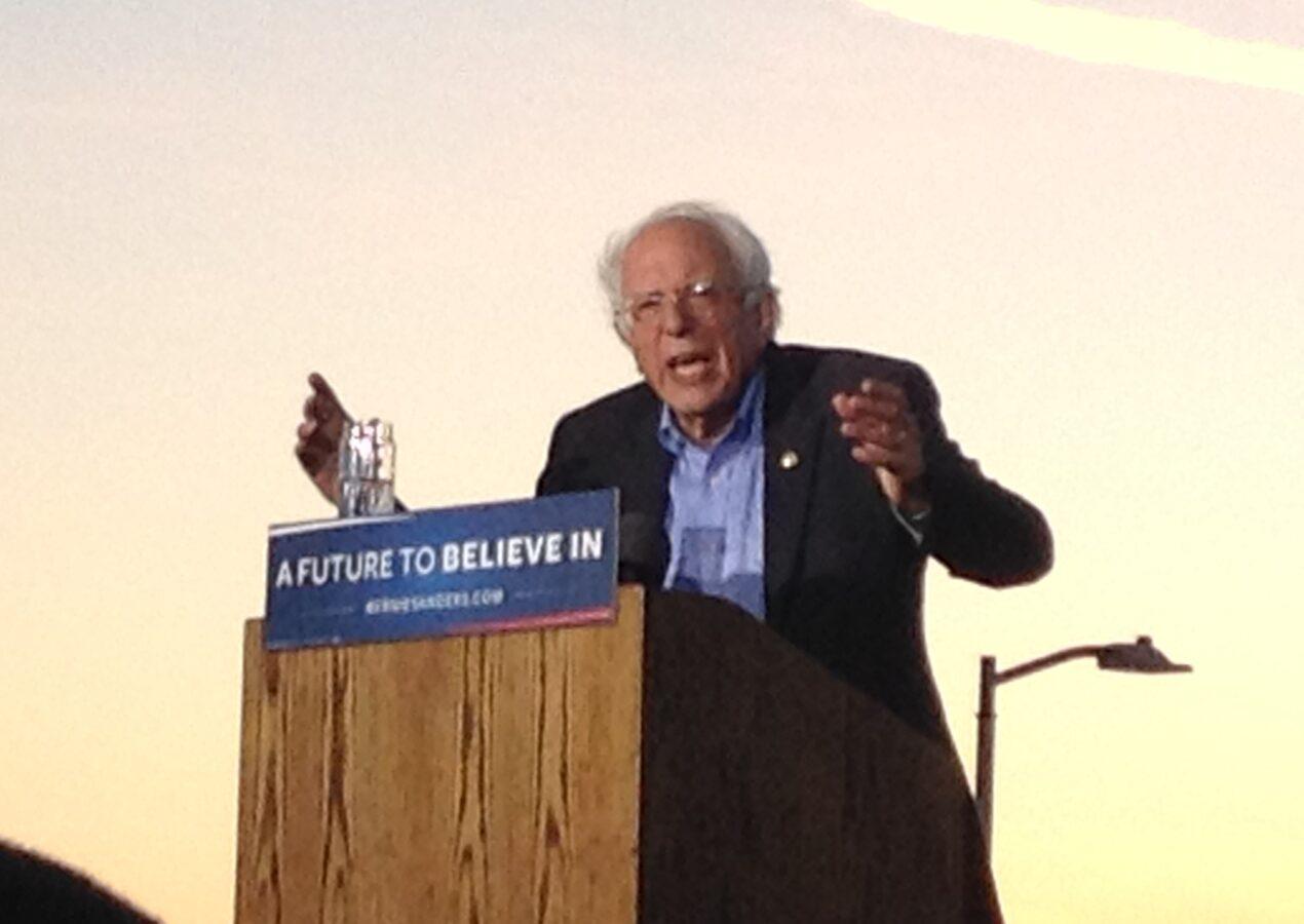 Bernie on the Waterfront #BernieinVallejo