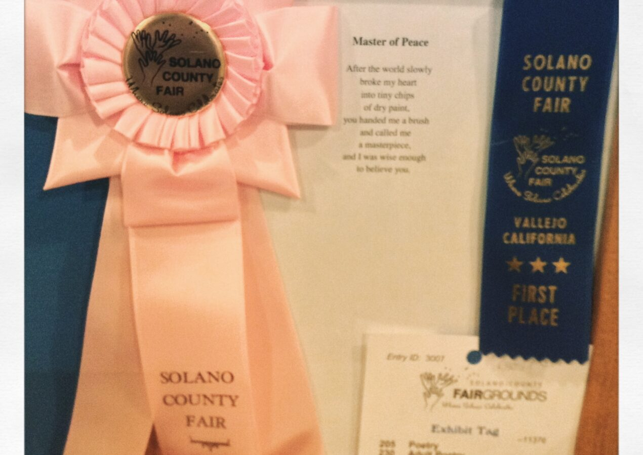 Master of Peace – Solano County Fair Reserve Best of Show