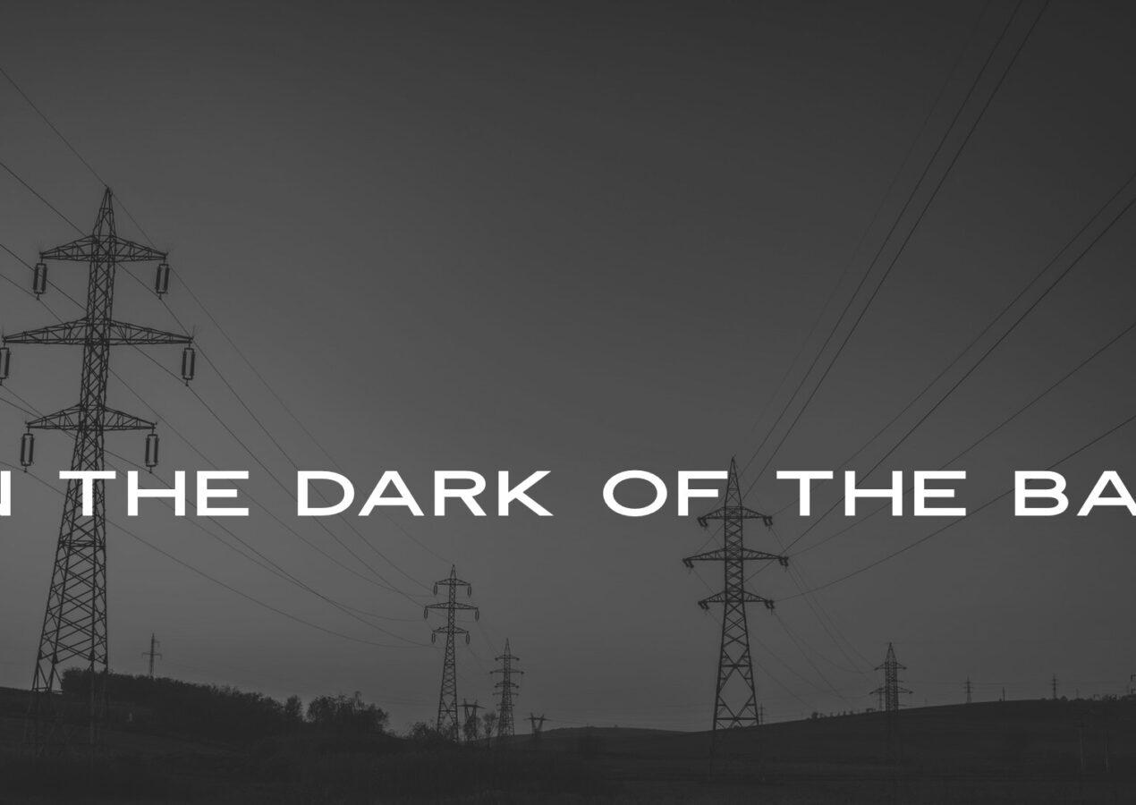 In the Dark of the Bay